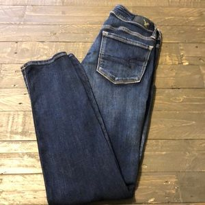 American Eagle Super Super Stretch Skinny Jeans